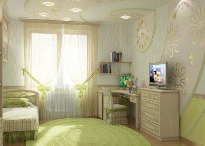 Ремонт детской комнаты (11)