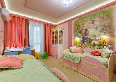 Ремонт детской комнаты (13)