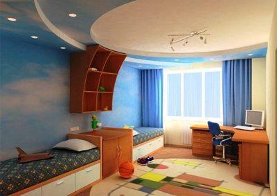 Ремонт детской комнаты (18)
