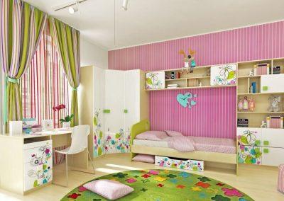 Ремонт детской комнаты (3)